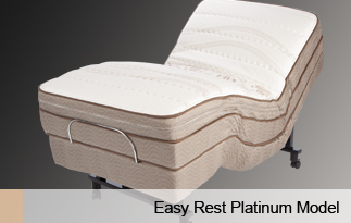 Platinum Model Adjustable Bed