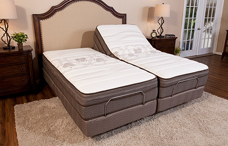 Platinum Model Adjustable Beds Easy Rest Adjustable
