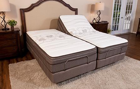 Platinum Model Adjustable Bed