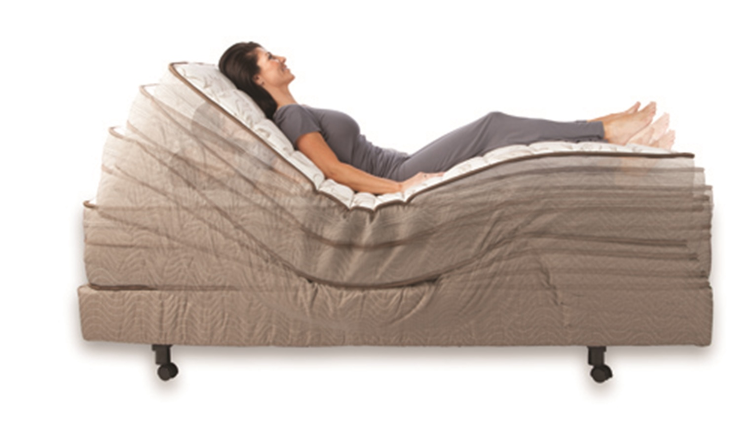 """11"""" Memory Foam And Coil Mattress Size: Queen Sale"""