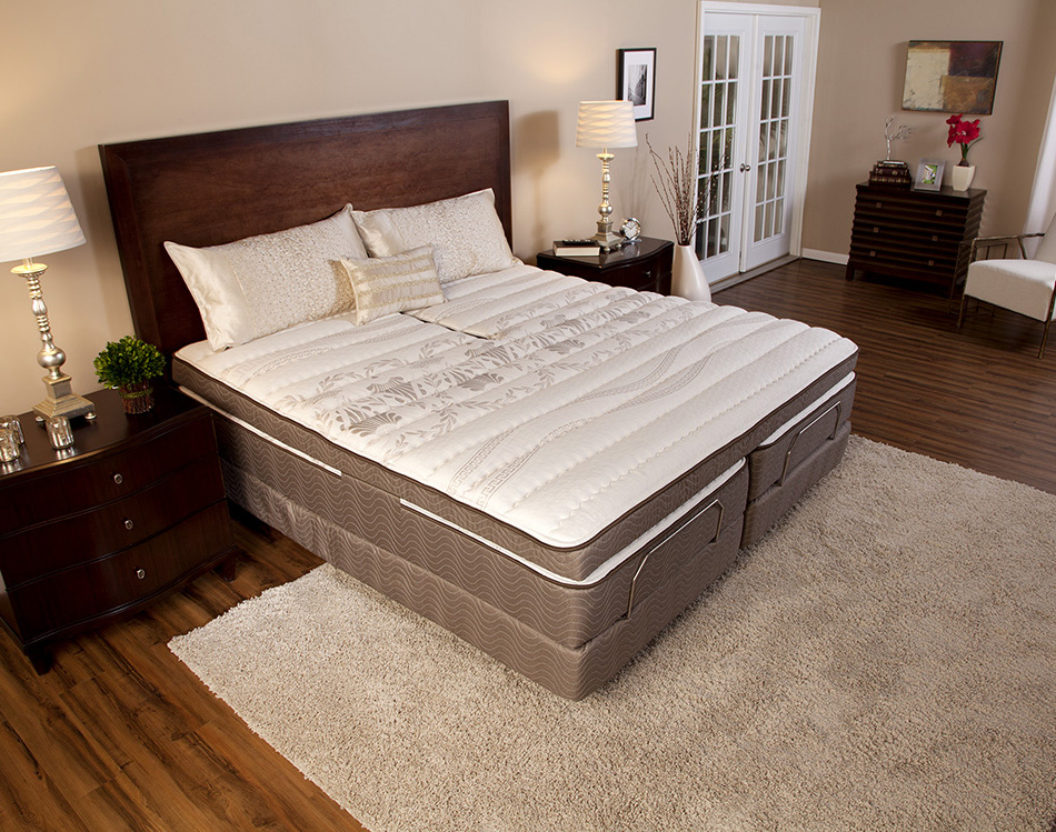 Harmony Model Adjustable Bed
