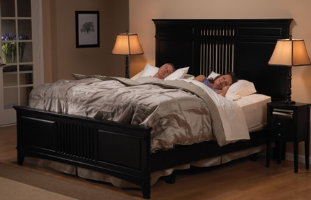 Premier Model Power Bed