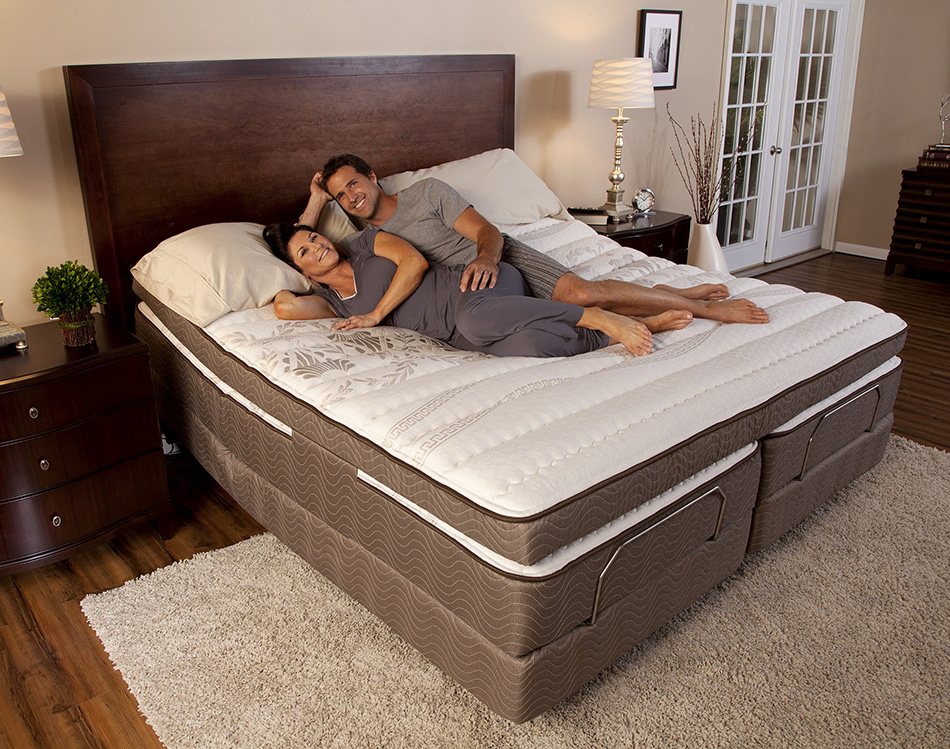 Harmony Model Adjustable Bed