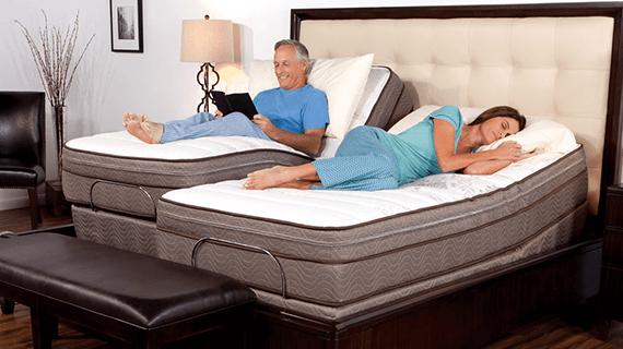 Choose Easy Rest Electric Adjustable Beds